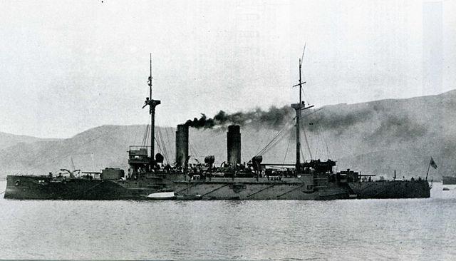 Tokiwa in 1905