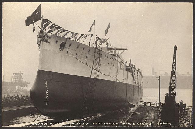 launch 1908