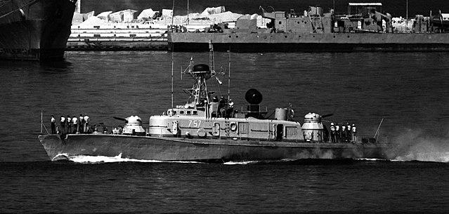 Shershen type boats