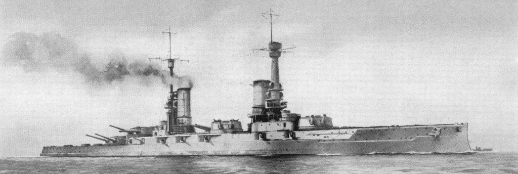 Kaiser class dreadnoughts