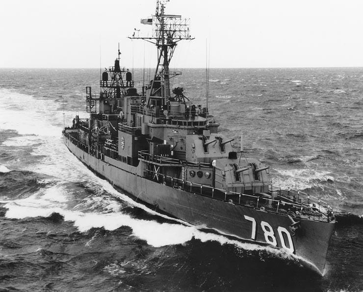 USS Stormes