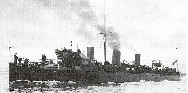 HMS Recruit 1896