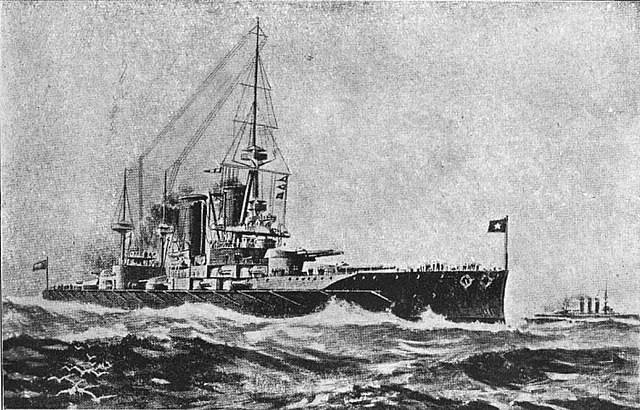 illustration of the larorre circa 1926