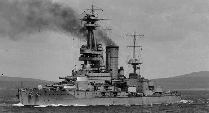 Almirante Latorre in 1938