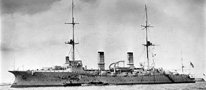 SMS Hansa II