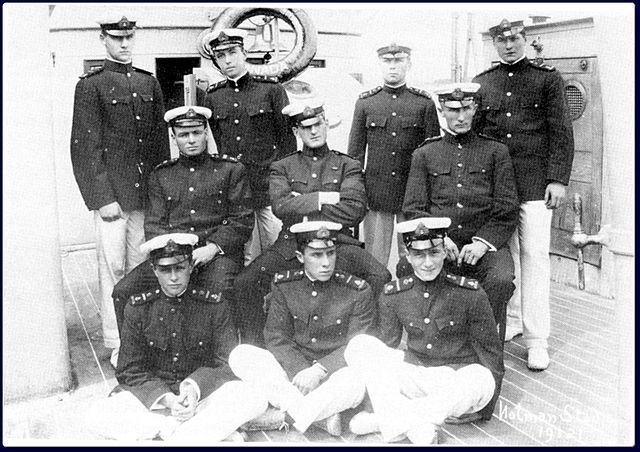 Naval Cadets of HMCS Canada