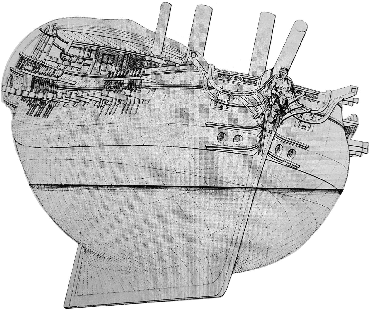 chapman frigate