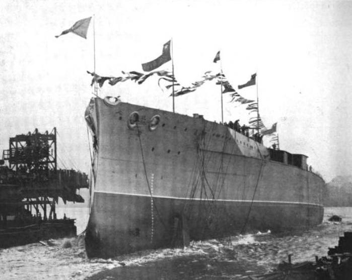 launching of latorre