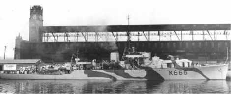 HMCS Hallowell
