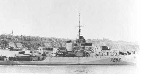 HMCS Cap de la Madeleine
