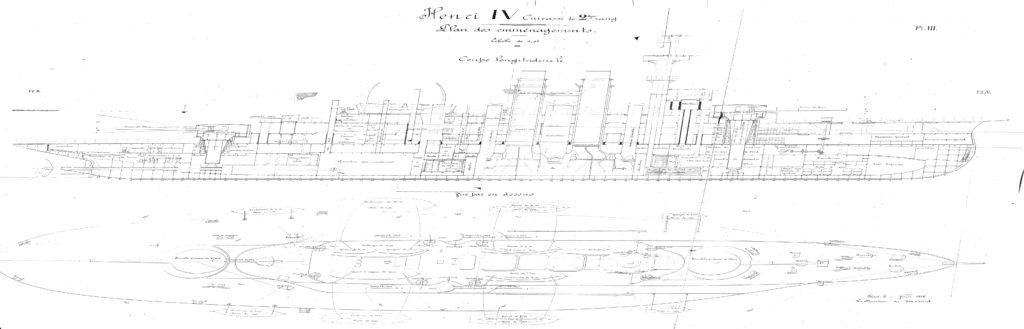 Original Marine plans