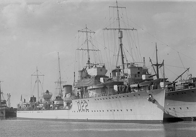 HMS Waterhen