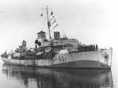 HMCS Algona