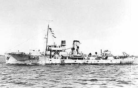 HMCS Amherst
