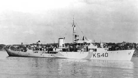 HMCS Beauharnois