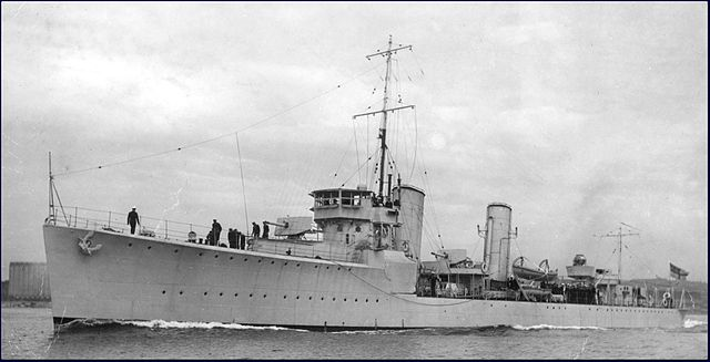 HMCS Champlain