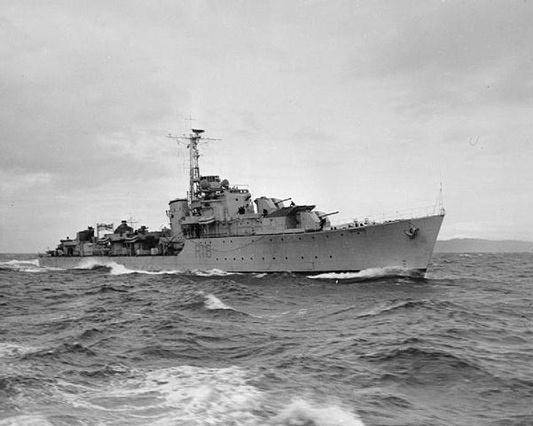 HMCS Crescent
