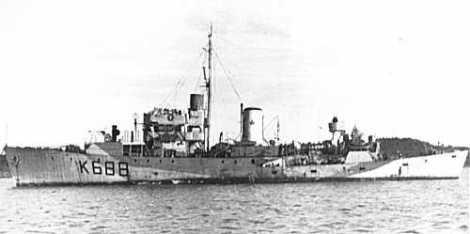 HMCS Merritonia