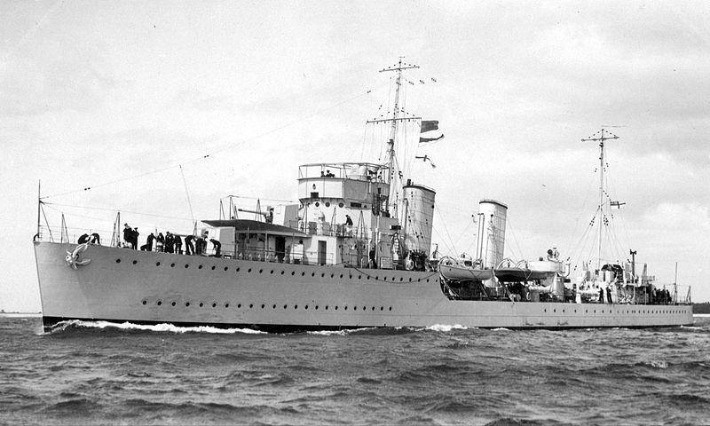 HMCS Skeena