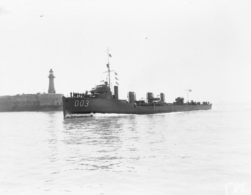 HMS Crusader - IWM