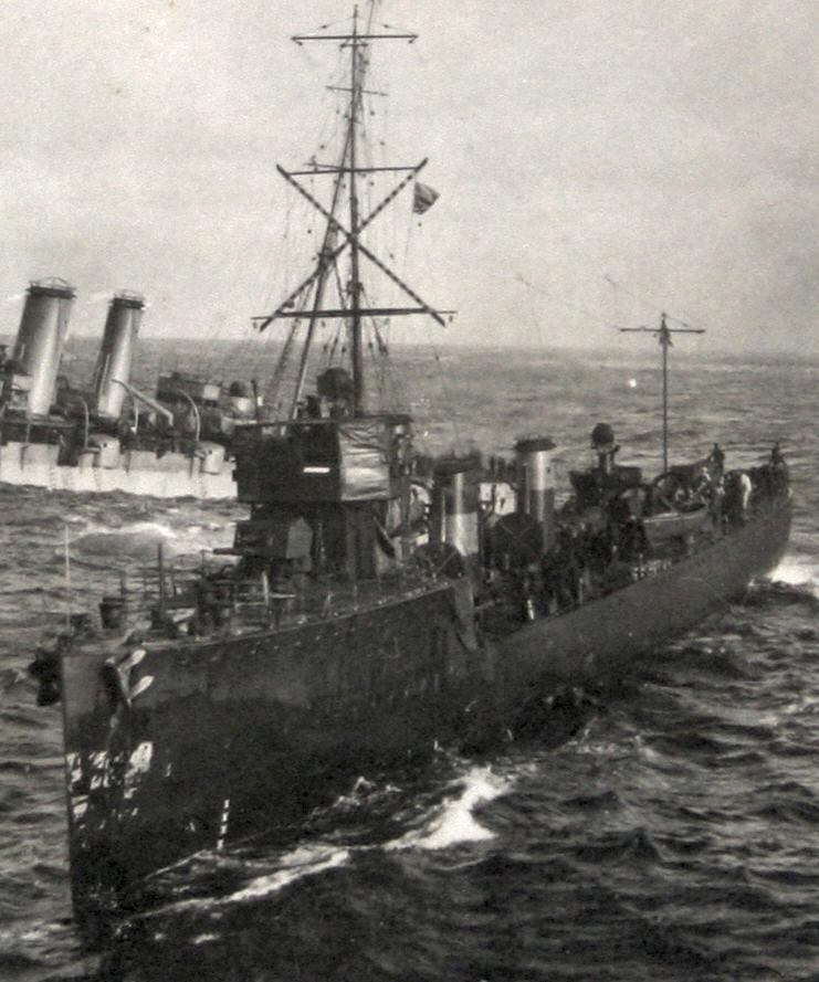 HMS Fury