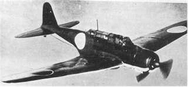 Nakajima B5N2 Kate in flight