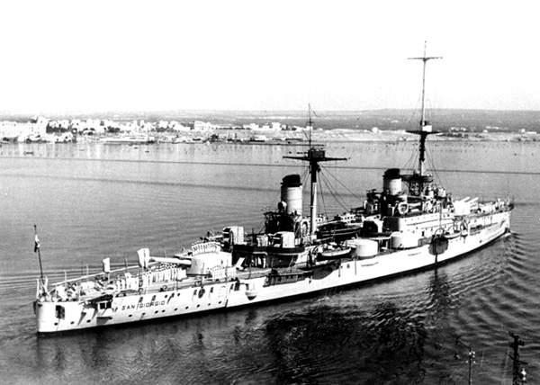 San Giorgio in May 1940