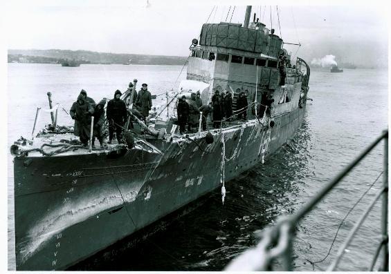 HMCS St Croix