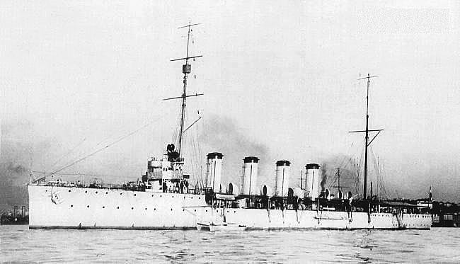 Admiral Spaun class