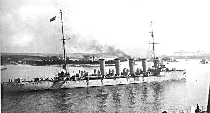 SMS Admiral Spaun 2