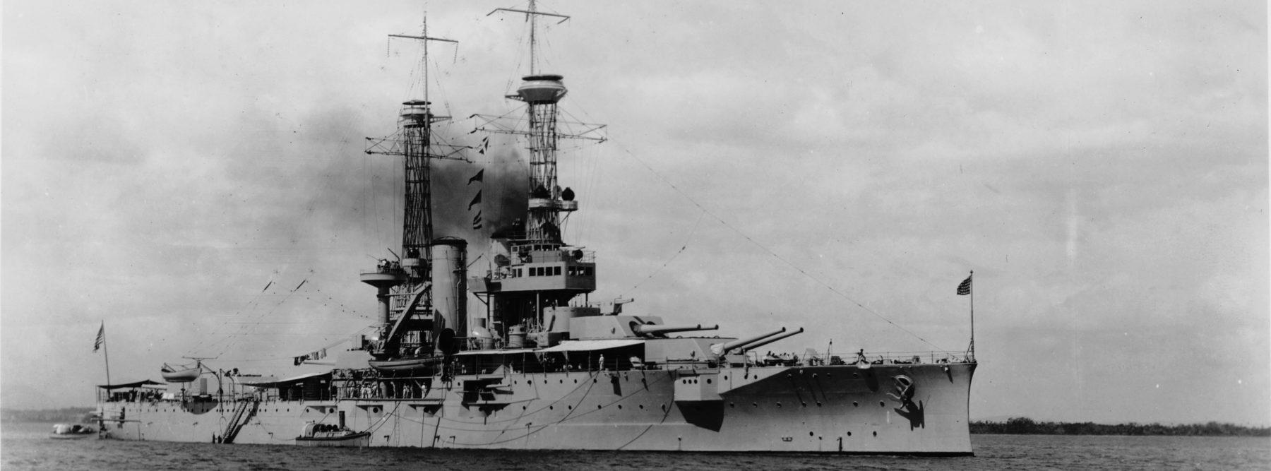 Florida class battleships (1910)