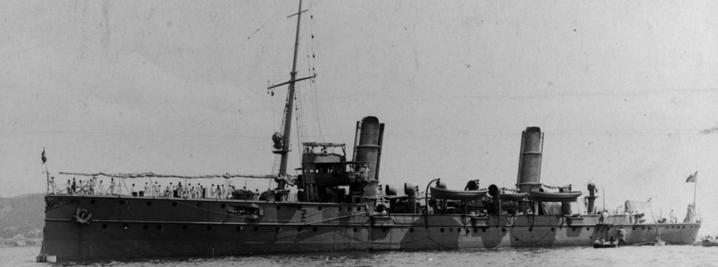 Agordat WW1