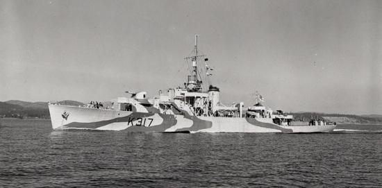 HMCS Chebogue