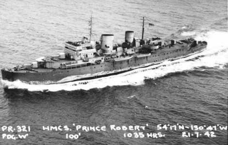 HMCS Prince Robert