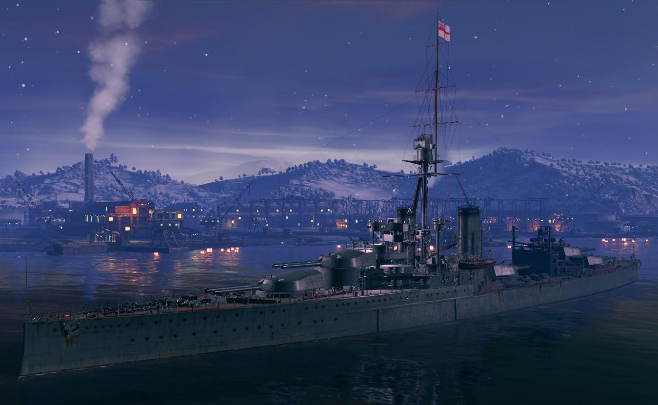 world of warships Orion Yokohama