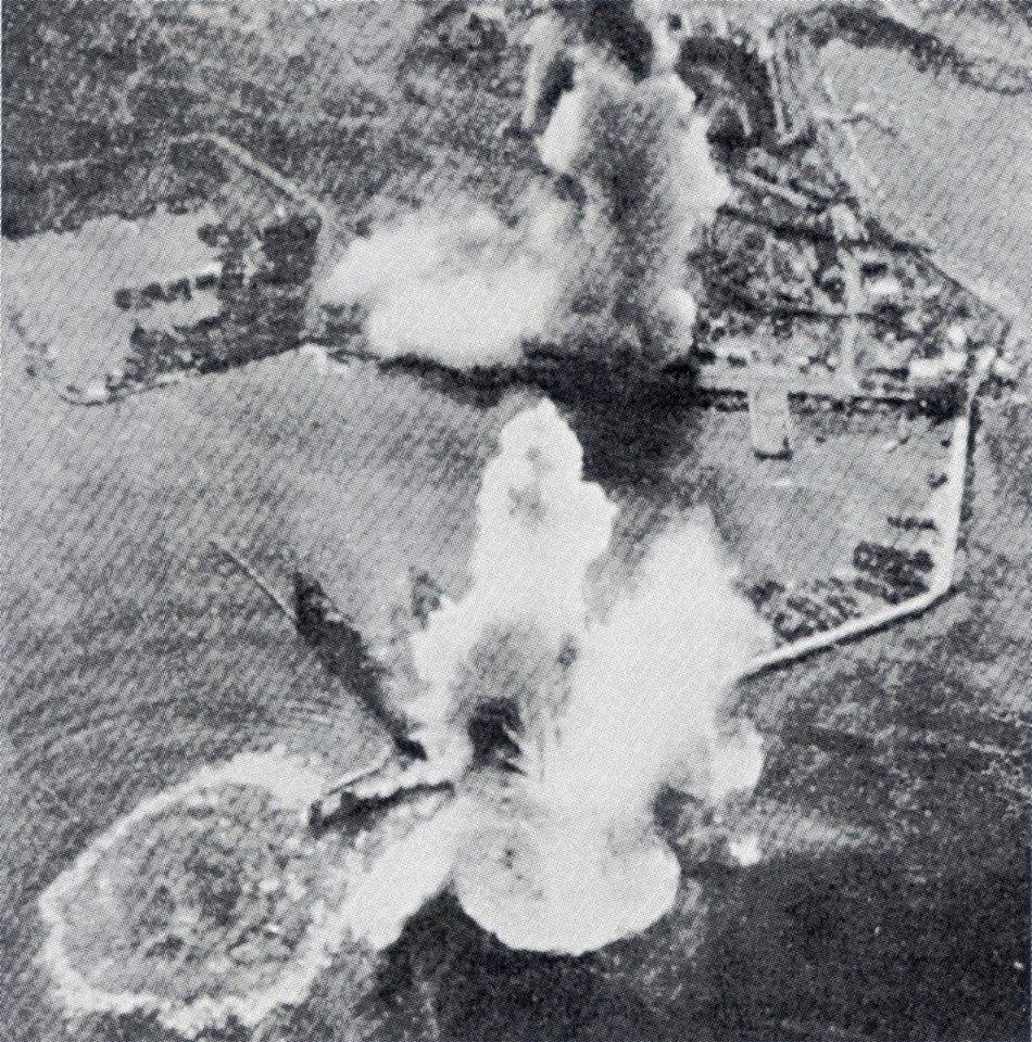 Bombing fo the Kilkis