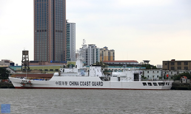 Coast Guard Frigates