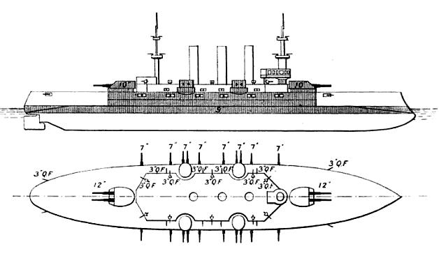 Kilkis class battleships (1914)