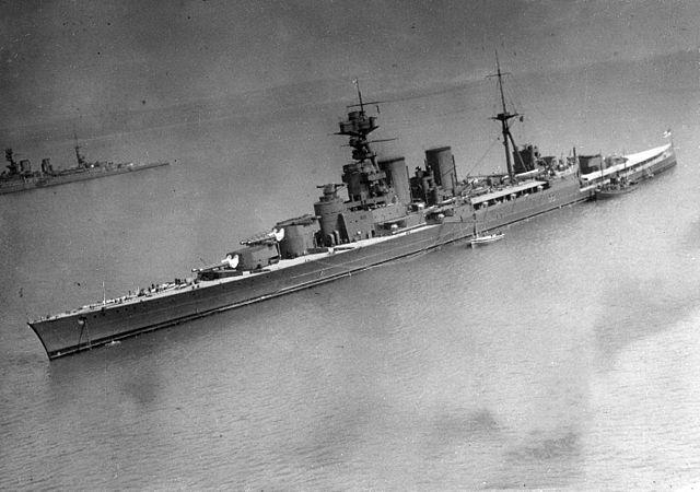 HMS Hood date unknown