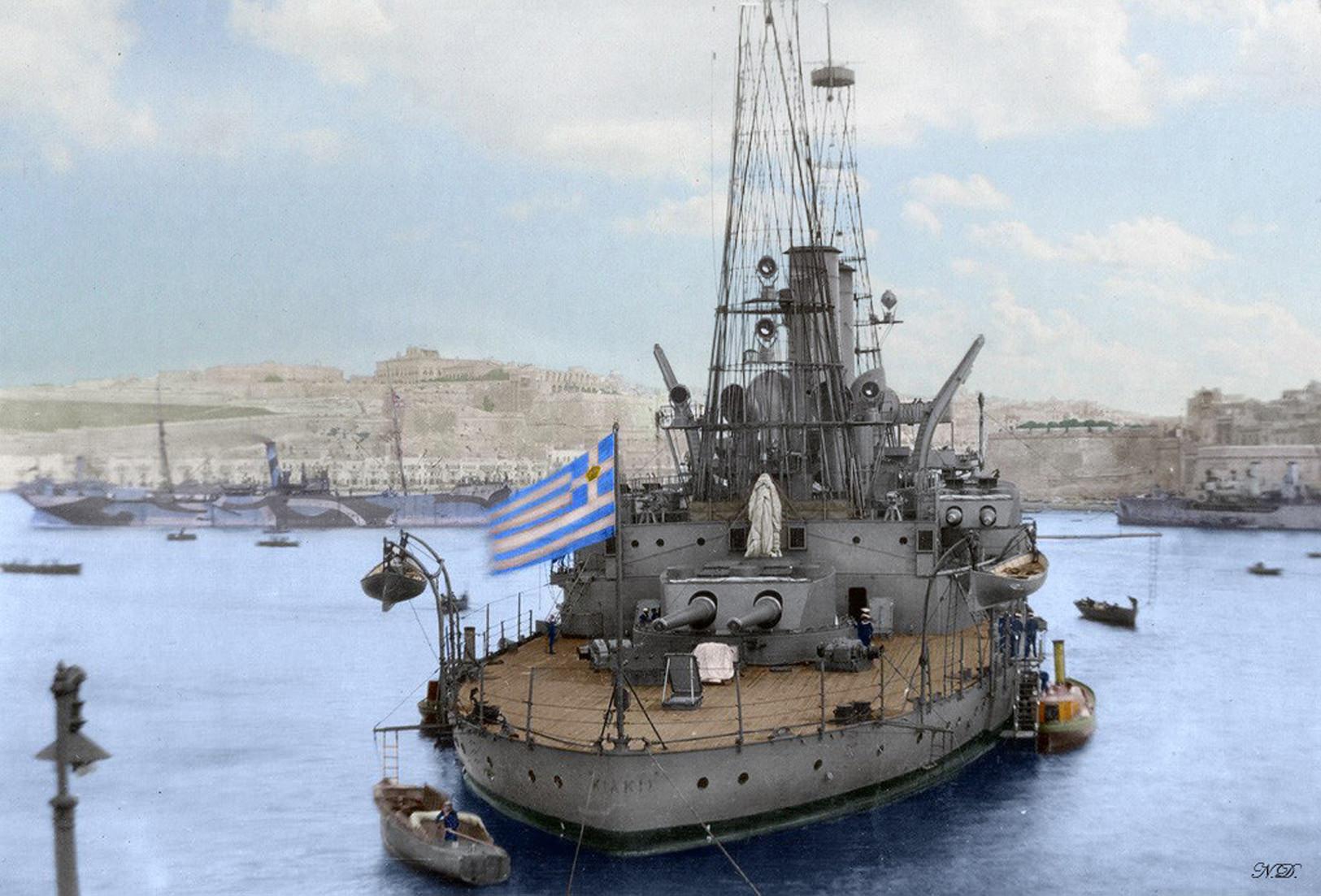 Kilkis class Battleships
