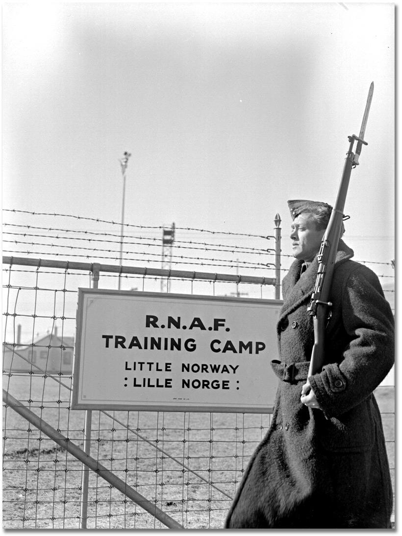 Guard little Norway Toronto