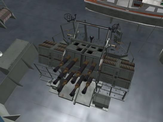 2-pdr Bofors