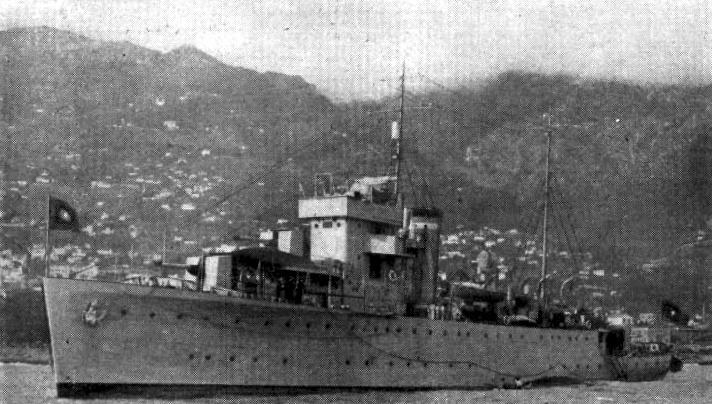 Gonçalves Zarco in ww2