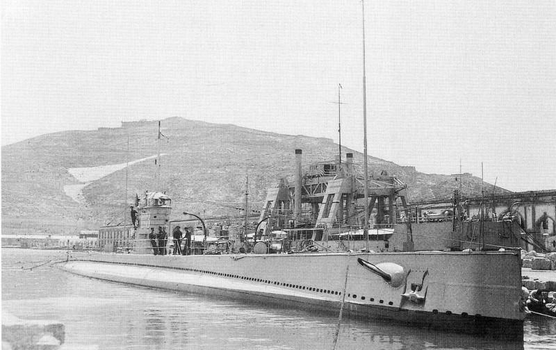 Submarine C3