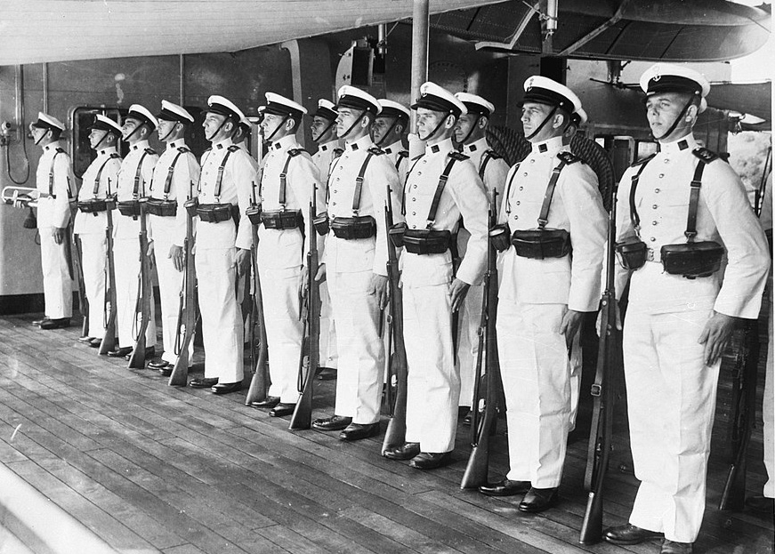 Crew of Sumatra