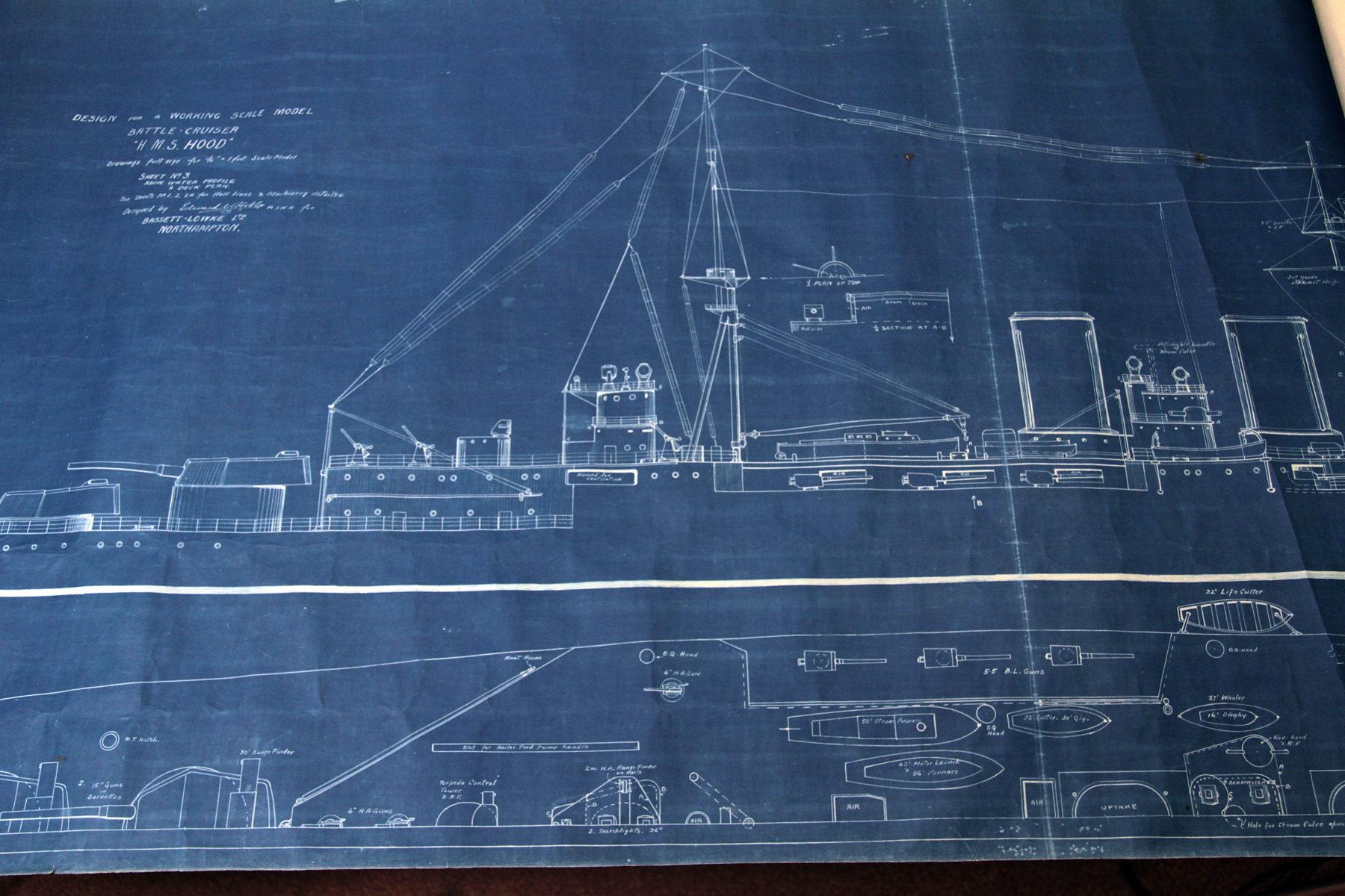 blueprints of the Hood