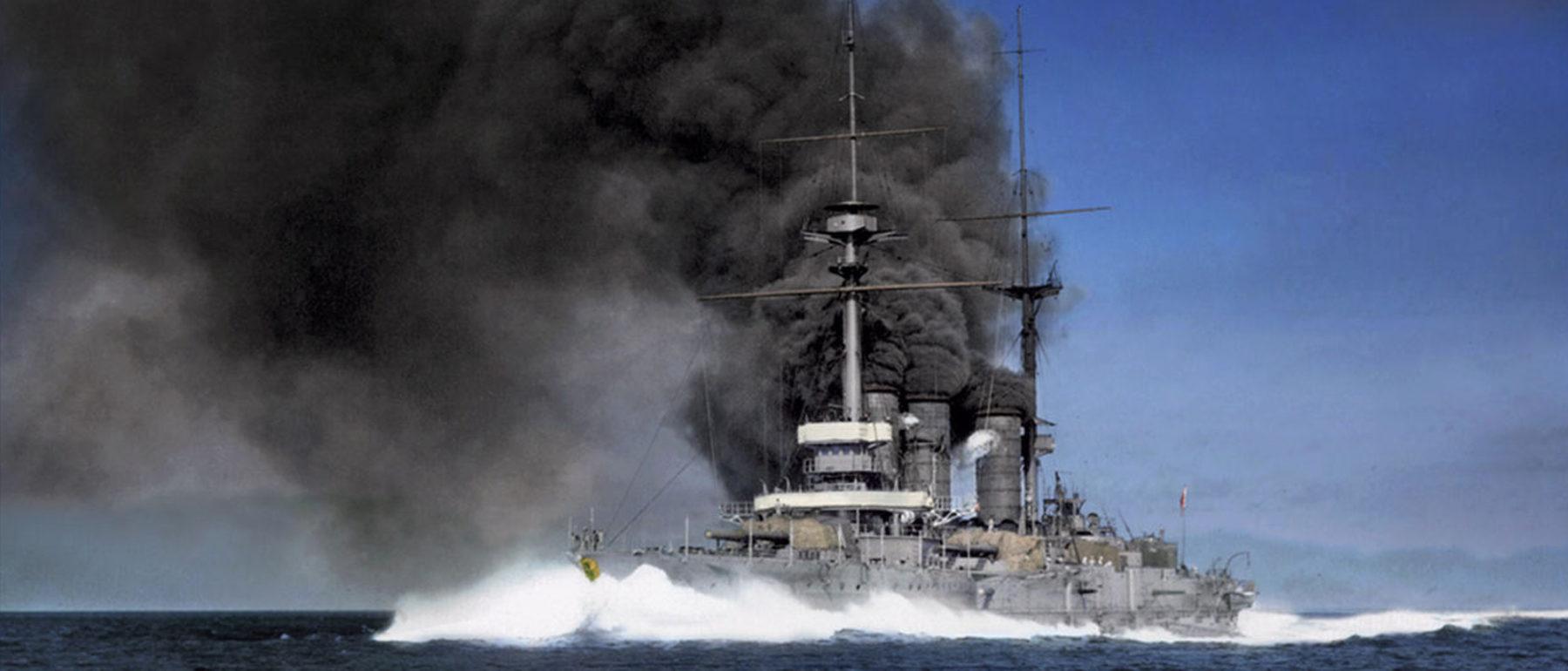 Satsuma class Battleships (1906)