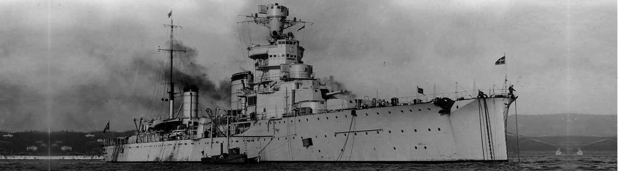 Alberto di Giussano class cruisers