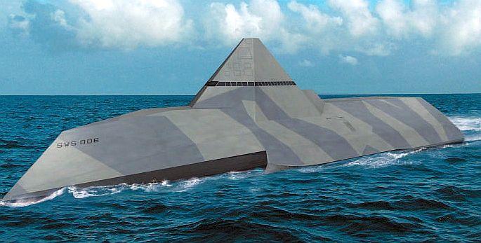 DCN Swordship