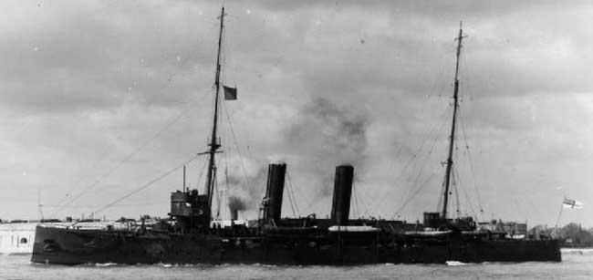 HMS Sappho